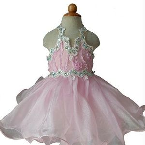 Other - Baby Girl Pageant Birthday Party Dress